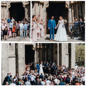 Un mariage à Vitré sous le soleil De chateaubourg en passant par rennes pour arriver à vitré Pierre Lepoutre suit le mariage