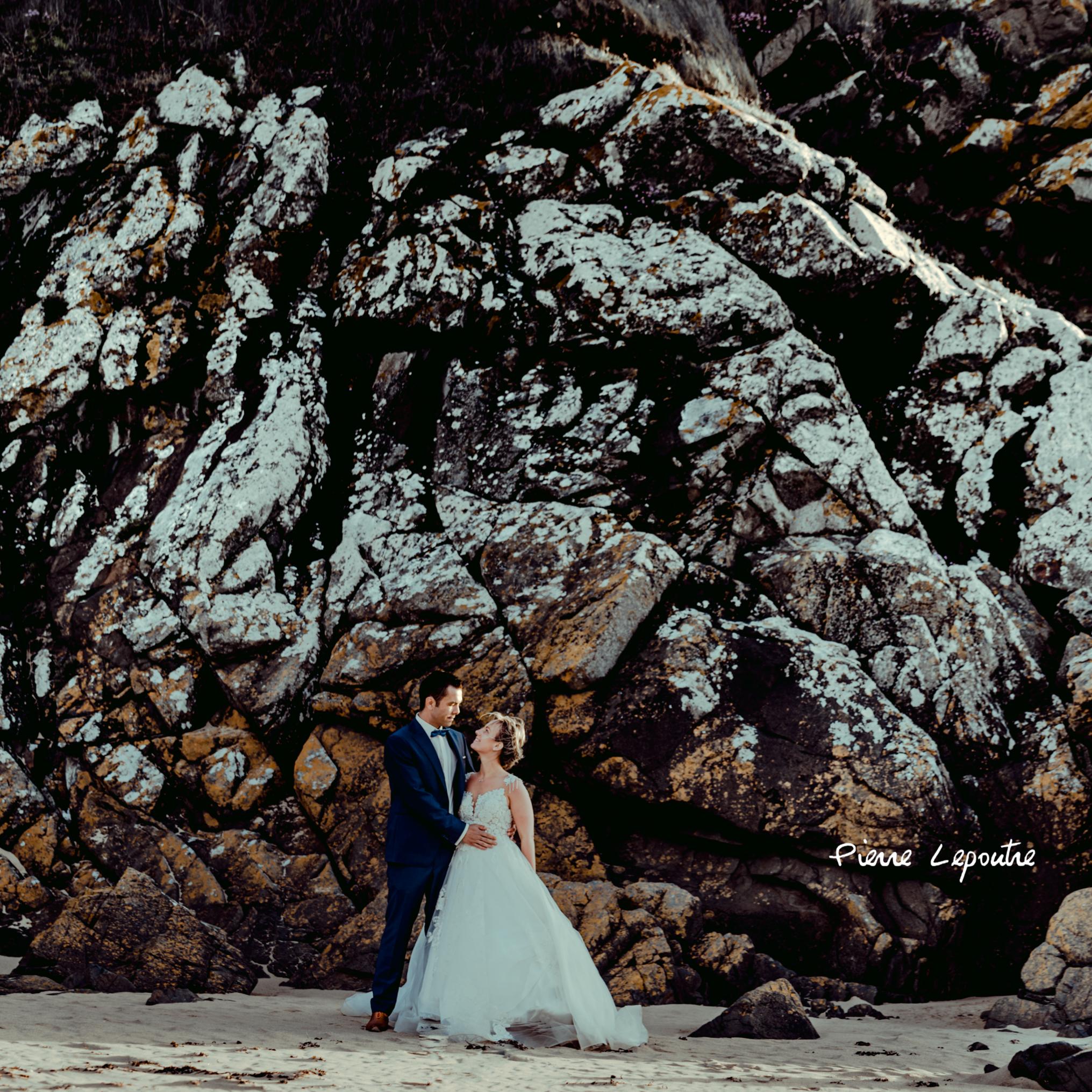 photographe Rennes mariage famille naissance SÉANCE PHOTO COUPLE SAINT-BRIAC-SUR-MER SAINT-MALO