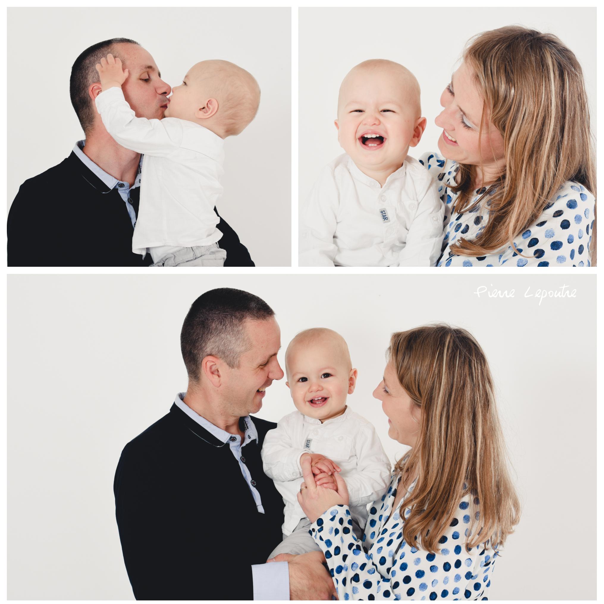 Séance photo au studio de Chateaubourg Pierre Lepoutre photographe mariage famille naissance et grande famille